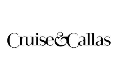 Signet für Galerie Cruise & Callas