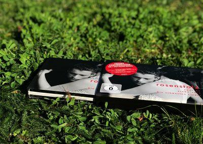 Umschlag der CD im Schuber und Buch