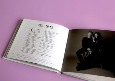Booklet Deluxe innen
