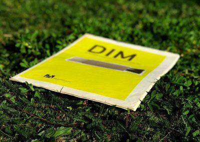 Katalog Cover für DIM