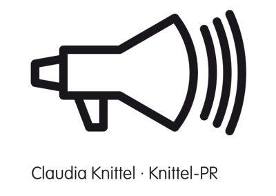 Signet für PR-Agentur von Claudia Knittel