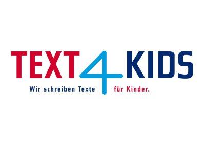 Signet für Agentur, die Texte für Kinder schreiben
