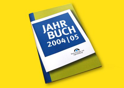 Jahrbuch Cover