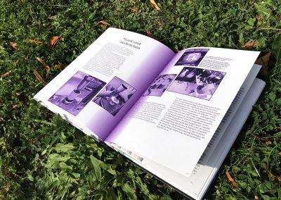 Alle Produktseiten in violett