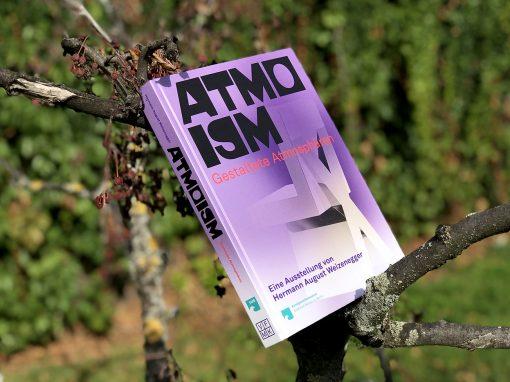 Atmoism – Gestaltete Atmosphären<br />Ausstellungsdesign und Katalogggestaltung